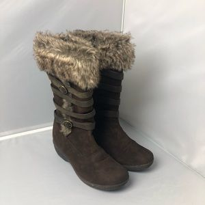 Unlisted Brown Boots 👢